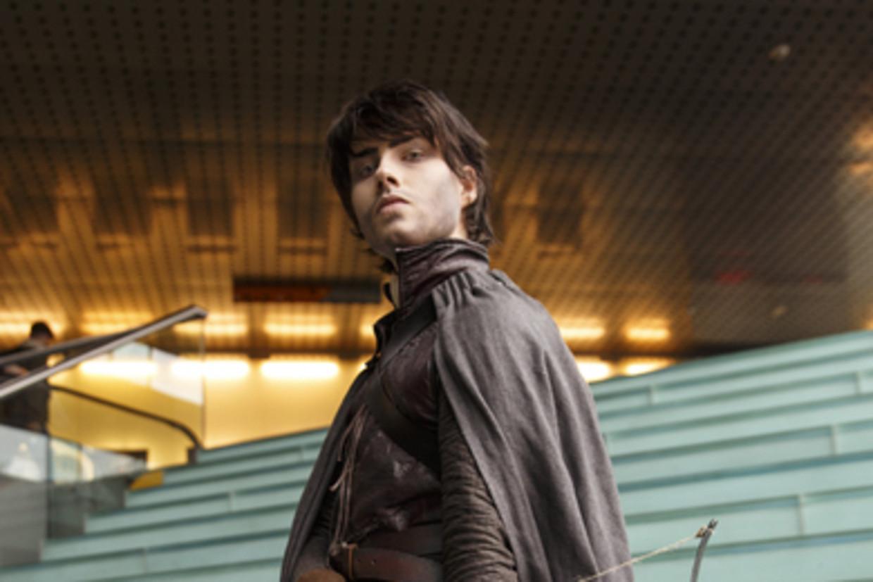 Charlie Dijk (22) als Ramsay Bolton