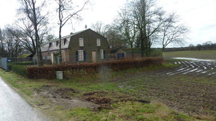 Aan de Franse Baan in Schaijk komt een natuurbegraafplaats.