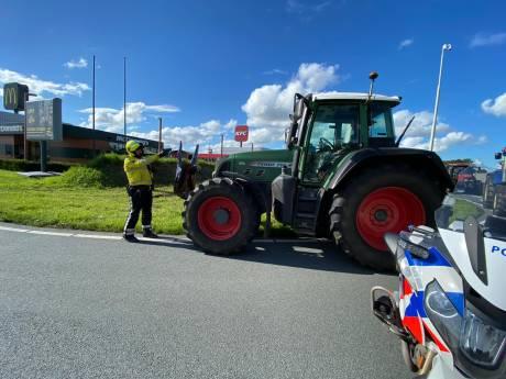Boerenvoorman Thijs vrijgelaten, hij moet zich later verantwoorden voor bedreigen motoragent