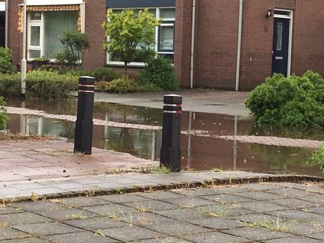 Eerste hagelbuien trekken over de regio Zuidoost-Brabant
