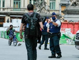Al meer dan 10.500 pv's voor inbreuken tegen coronamaatregelen in Brussel-Stad en Elsene sinds begin maart