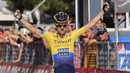 Rogers viert vrijspraak in dopingzaak met ritzege