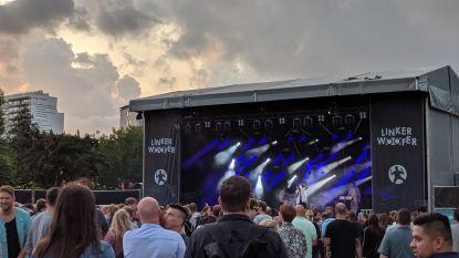 Pop- en rockfestival Linkerwoofer valt licht terug naar 15.000 muziekfans