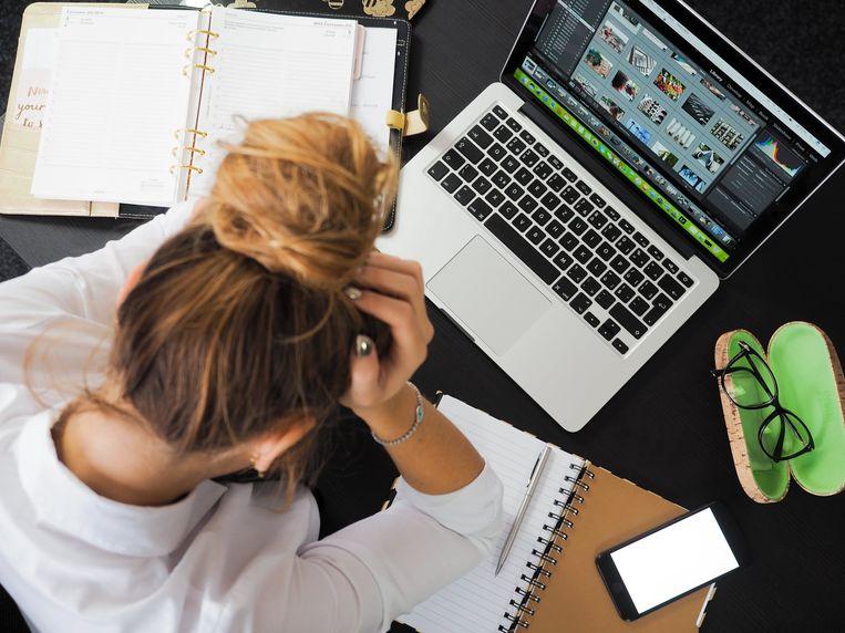 Stress Op Het Werk Zo Ga Je Niet Aan De Druk Ten Onder Carrière