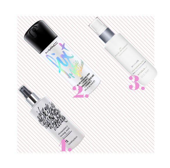 Een gezichtsspray kan ook een mooie aanvulling zijn op je gebruikelijke skincareritueel.