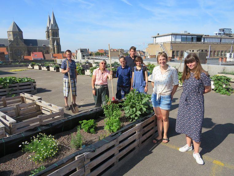 Torenoogst organiseert rondleidingen en workshops in hun samentuin op deze bijzondere locatie