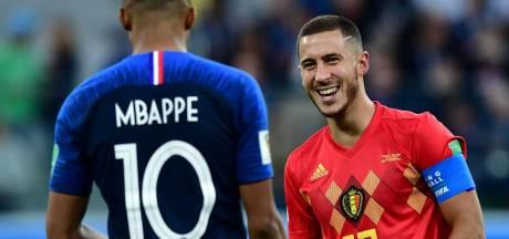 L'heure des retrouvailles: les Diables face à la France en demi-finale de la Ligue des Nations