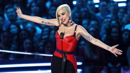 Een erg strakke Lady Gaga en veel prijzen voor Black Panther: dit waren de MTV Awards