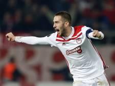 Olympiakos schakelt AC Milan uit na thriller