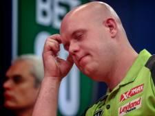 Michael van Gerwen écht ziek na nederlaag