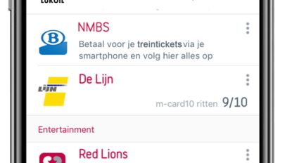 Belfius-klanten kunnen auto voltanken met app