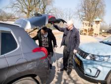Toeristen verlaten 'no-go zone' Twente: 'Hier hadden we geen rekening mee gehouden'
