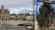 """""""Te lelijk"""": Stad Oudenaarde stuurt kerstboom voor Markt meteen terug"""
