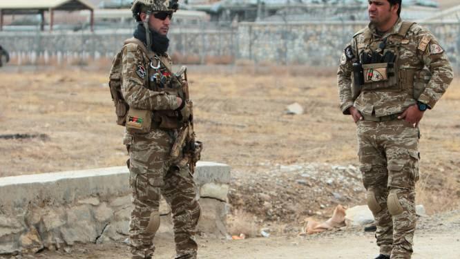 Meer dan 30 Afghaanse soldaten omgekomen bij zelfmoordaanslag