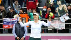 Sharapova pakt eerste WTA-titel sinds terugkeer