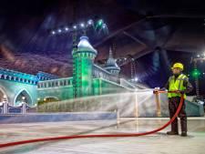 Samen schaatsen tijdens de Winter Efteling zit er niet in: 'Jammer genoeg kan IJspaleis niet meer'