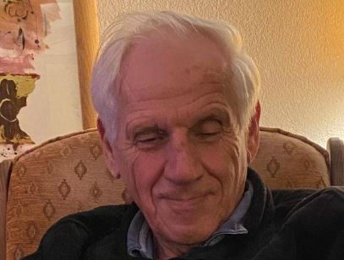 De 75-jarige Rob van Berkel uit Sint-Oedenrode wordt sinds vrijdagmiddag vermist.