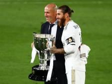 L'avenir de Zidane en suspens: le vestiaire du Real soutient son entraîneur lors d'une réunion de crise