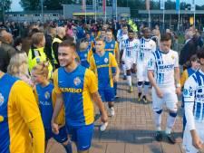 Blauw Geel'38 speelt ook tegen Jong Volendam gewoon op zondag