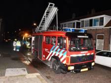 Persoon in veiligheid gebracht bij woningbrand Arnemuiden