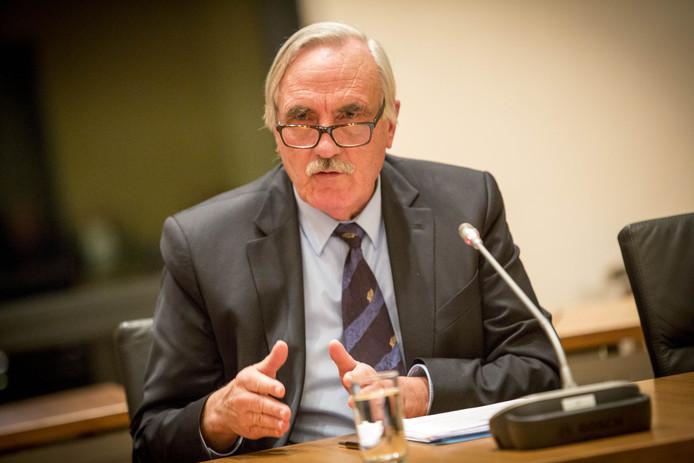 Informateur Geert Jansen.