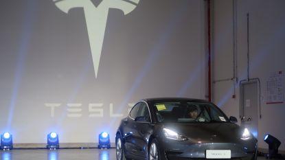 Tesla, made in China