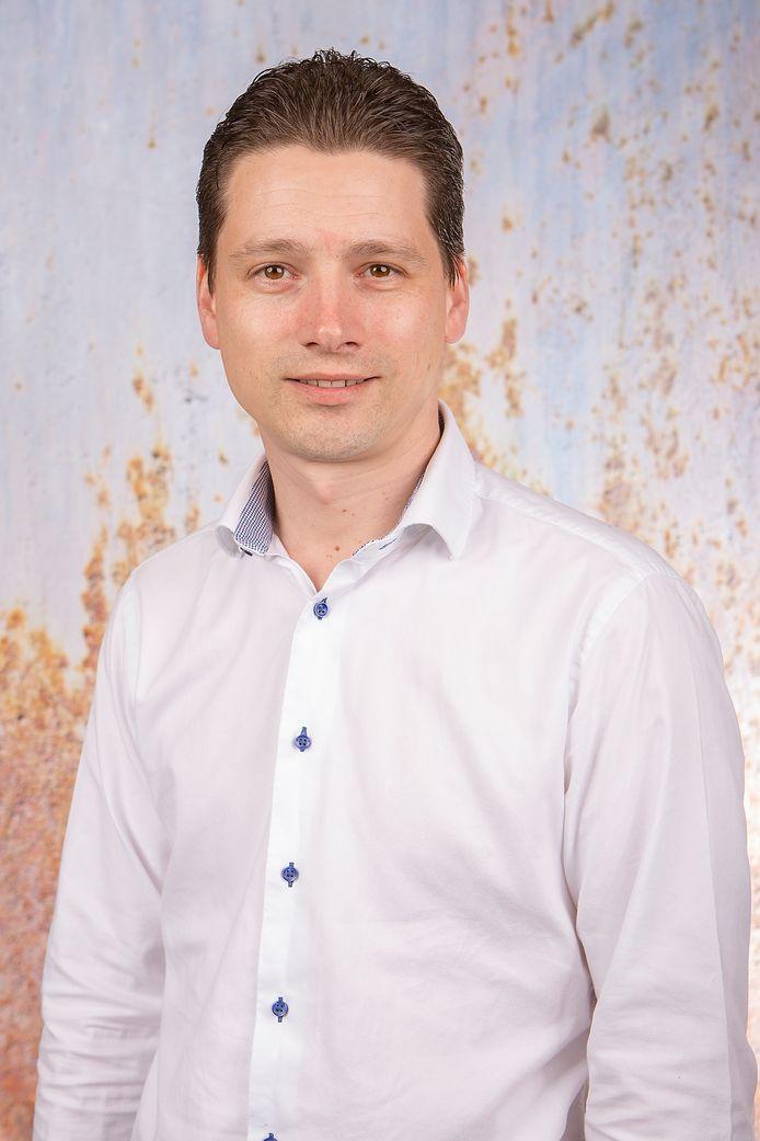 Erik Wilmsen (GBA) neemt afscheid als topambtenaar in Halderberge. Hij wordt wethouder in zijn eigen gemeente Alphen-Chaam.