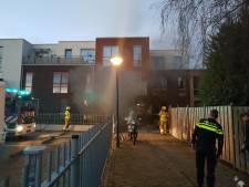Brand in woning in Winterswijk na 'harde knal'