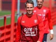 FC Twente begint zonder Pleguezuelo