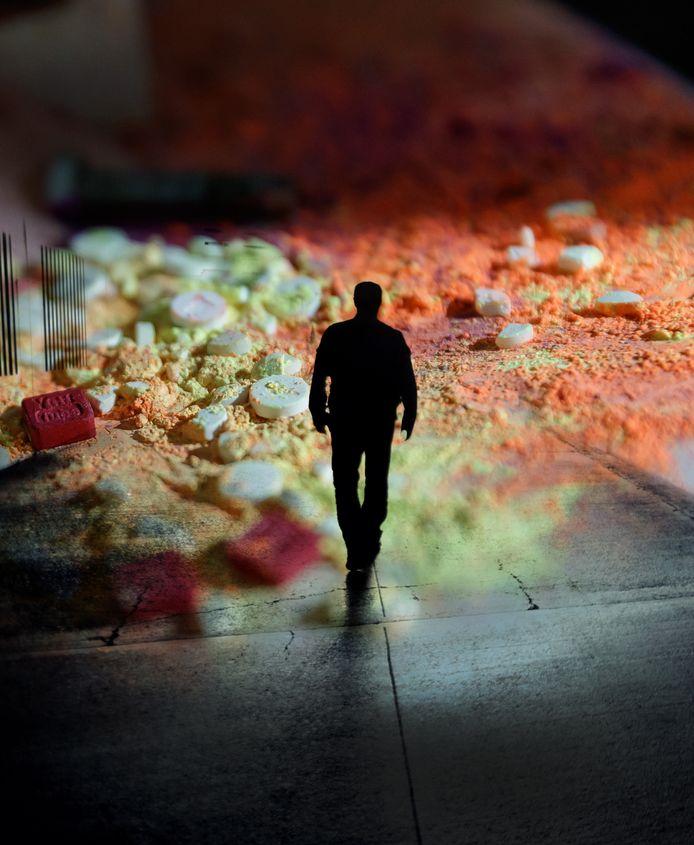 Ex-drugsbaas die het wereldje verliet, ziet winstmarges steeds meer onder druk komen.