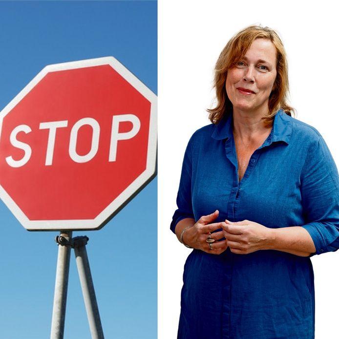 Column Yolanda Sjoukes 1 januari 2021 stop hakken verdraagzaamheid