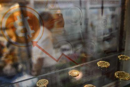 Virtuele munt Bitcoin op nieuw record