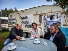 Woonwagenbewoners willen standplaats: strijd voor de familie