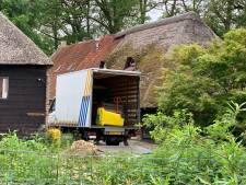 Twee hennepkwekerijen ontdekt aan de Esscheweg in Vught