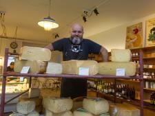 Louis biedt kaaswinkel aan voor andere ondernemers