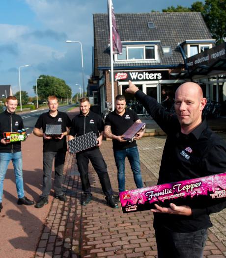 Apeldoorns vuurwerkverbod splijt dorp Klarenbeek in tweeën. 'Krijgen we nu grenscontrole?'