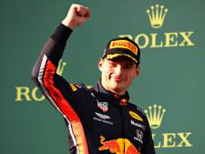 Verstappen met Honda-motor meteen naar podium, winst voor Bottas