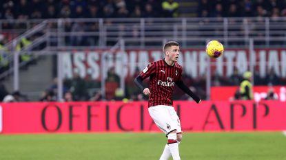 Slecht nieuws voor Anderlecht? AC Milan wil aankoopoptie Saelemaekers herzien
