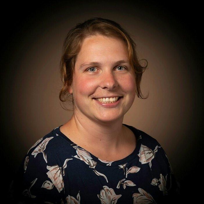 Inge van Beers, gemeenteraadslid voor Algemeen Belang in Oisterwijk.
