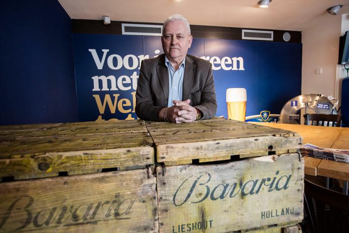 Ruud van Berlo werkt 50 jaar bij Bavaria in Lieshout