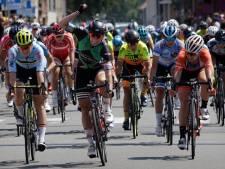 Wiebes ritwinnaar in BeNe Ladies Tour, Vos behoudt de leiding