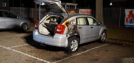 Poging tot brandstichting bij auto op parkeerplaats in Vlijmen