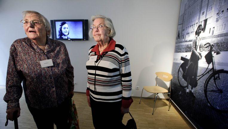 Citaten Uit Dagboek Anne Frank : Expositie over zus van anne frank het parool