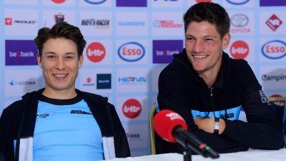 """Kopman Philipsen en Belgische beloften klaar voor WK: """"Als ik goede benen heb, kan ik winnen"""""""