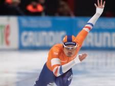 Oranjemannen veroveren eindzege teamsprint, vrouwenploeg komt tekort