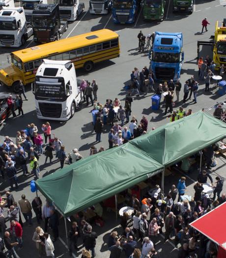 Recordaantal deelnemers bij Truckrun Barendrecht
