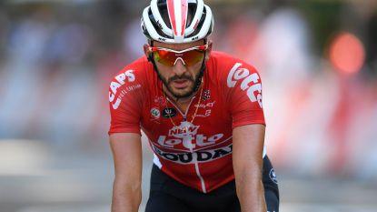 """Vanendert hard voor Tourorganisatie na valpartij Gilbert: """"Signalisatie in deze Tour is nul"""""""