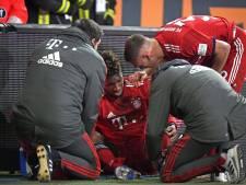 Nachtmerrie Coman: Bayern vreest voor nieuwe blessure