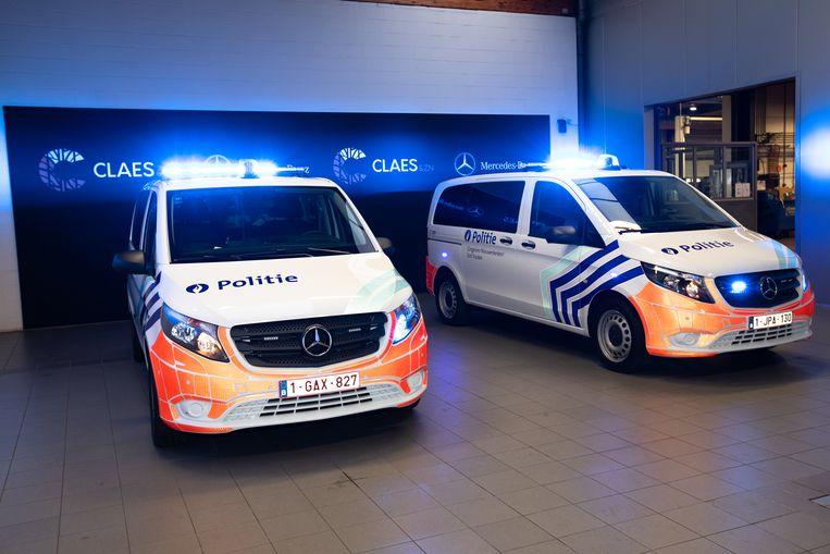 Nieuwe dienstwagens voor de politie Sint-Truiden - Gingelom - Nieuwerkerken.