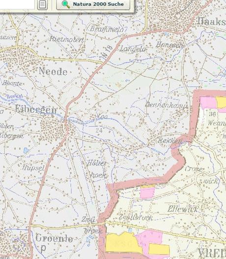 Berkelland ziet - bijna - Duitse natuur over het hoofd, maar geen nood voor boeren